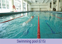 Swimming pool(E15)